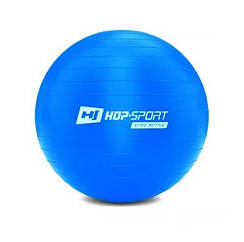 HS-R055YB Фитбол 55 см Синий + насос