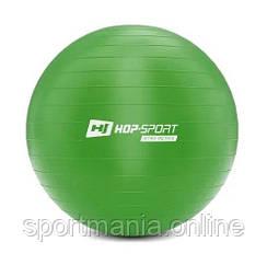 HS-R065YB Фитбол 65 см Зеленый + насос