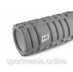 Роллер для кросфита и йоги EVA 33*10 см HS-A033YG Серый