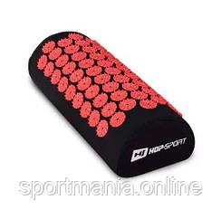 Подушка для акупунктури HS-C037AP Чорний/червоний