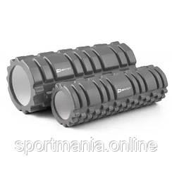 Роллер для кроссфита и йоги HS-001YG Серый