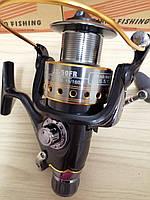 Карповая катушка Hiboy J-50 9+1 с системой байтраннер (метал)