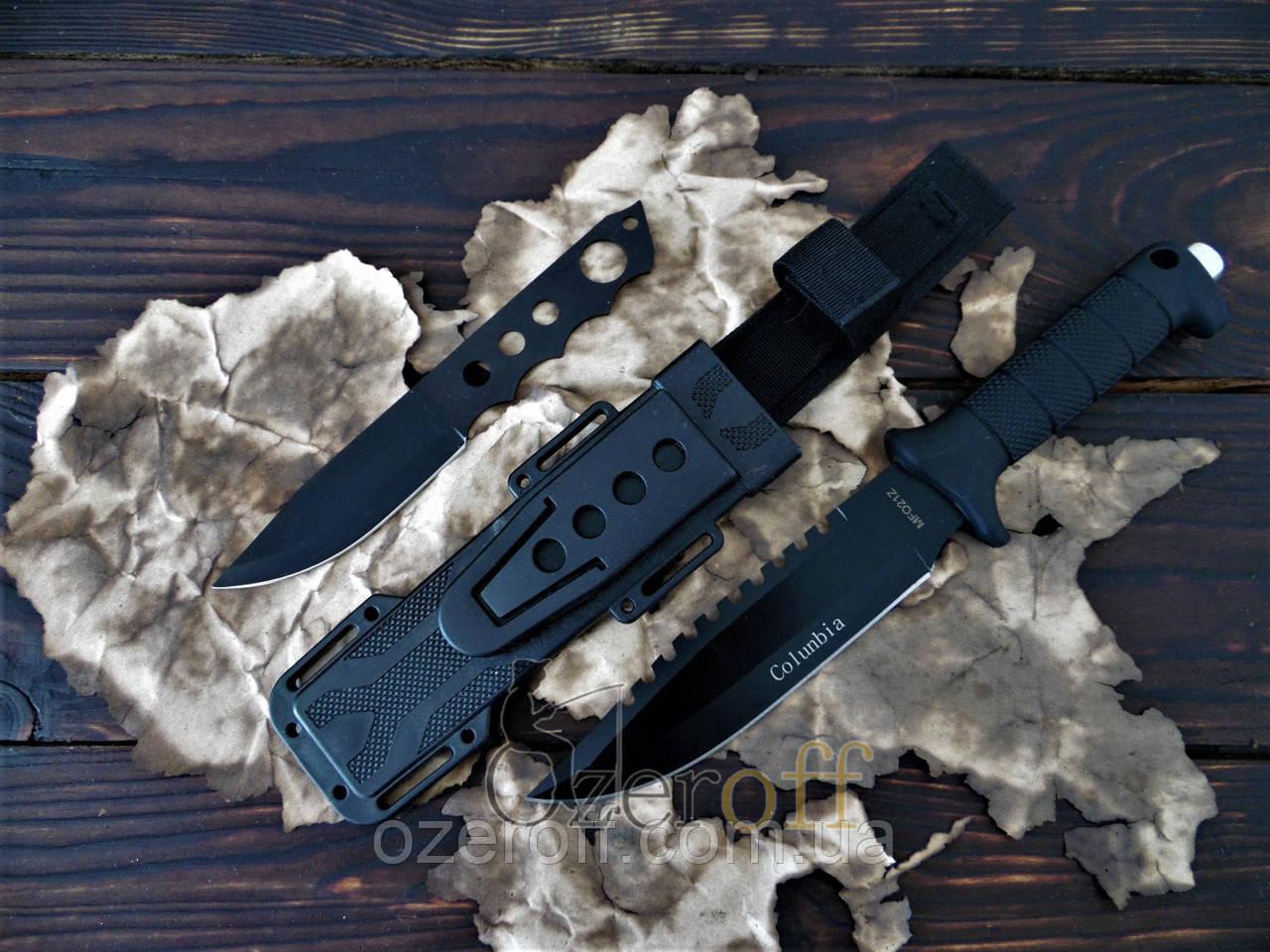 Тактичний ніж Colunbia Рембо 2 з чохлом