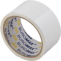 Скотч упаковочный цветной ВМ.7007-12 белый