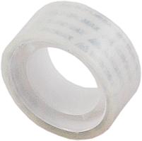 Скотч канцелярский прозрачный 18 мм х20м 1 шт. Buromax BM.7150-01