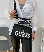 Жіноча сумка через плече Guess black