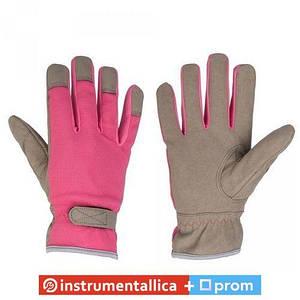 Женские садовые перчатки ROSE размер 7 RWTR7 Bradas