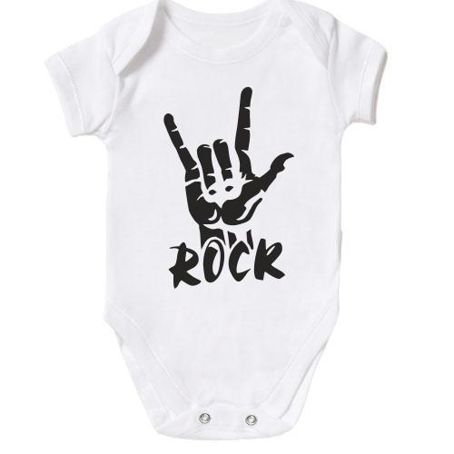 Детское боди Рок (Rock)