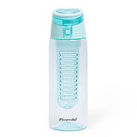 Спортивная бутылка для воды Kamille Голубой 660ml из пластика KM-2303
