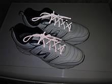 Светоотражающие шнурки на обувь