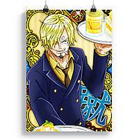 Плакат Ван Піс   One Piece 117