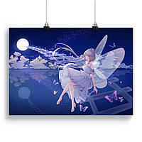 Плакат Вокалоід   Vocaloid 243