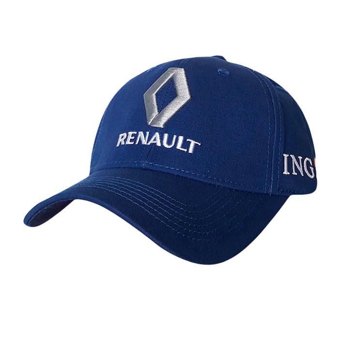 Уценка! Автомобильная кепка Рено Sport Line - №R5153