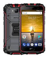 Противоударный Смартфон Ulefone Armor 2S (black-red) 2/16Гб Защита IP68- ОРИГИНАЛ - гарантия!
