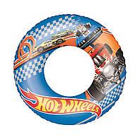Детский надувной круг для плавания Bestway 93401 Хот Вилс, 56 см SKL11-250442, фото 1