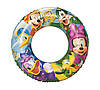 Круг для плавания Swim Ring 56 см Mickey Mouse SKL11-250446