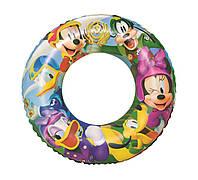 Круг для плавання Swim Ring 56 см Mickey Mouse SKL11-250446