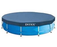 Тент для каркасного басейну Metal Frame 366 см SKL11-249578