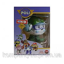 """Игрушечный робот-трансформер """"Робокар Поли"""" 83168 (Зеленый)"""