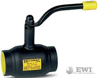 Кран шаровой муфтовый Ballomax (Балломакс) DN25 PN40 для воды