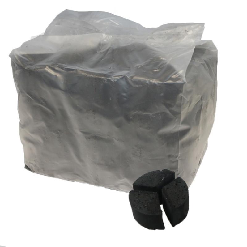 Уголь для кальяна кокосовый TAJ под калауд 10 кг
