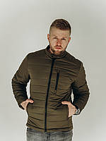 Стеганная мужская куртка на весну, размер S,M,L,XL,XXL