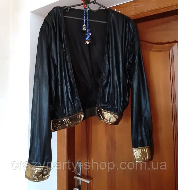 Карнавальний костюм Куртка Рокерських 48-50, б/в