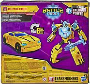Трансформер Бамблбі Transformers Кибервселенная Клас Винищувачі Оригінал від Hasbrо, фото 3