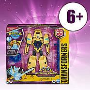 Трансформер Бамблбі Transformers Кибервселенная Клас Винищувачі Оригінал від Hasbrо, фото 5
