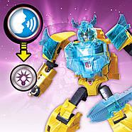 Трансформер Бамблбі Transformers Кибервселенная Клас Винищувачі Оригінал від Hasbrо, фото 6