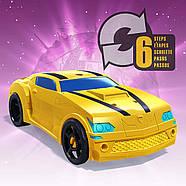 Трансформер Бамблбі Transformers Кибервселенная Клас Винищувачі Оригінал від Hasbrо, фото 7