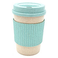 Стакан для напитков из пшеничной соломы Reef 450 мл