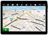 Планшет телефон Самсунг ТАБ 2Sim, GPS,3G,32GB, навигация + ПОДАРОК! Samsung КОРЕЯ! Android 10 черный, фото 5