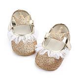 Туфельки-пинетки для девочки 13см, 12см,11см., фото 4