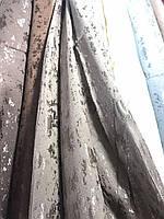 Мраморная шторная ткань на метраж капучино, высота 2,8м (М19-06), фото 2