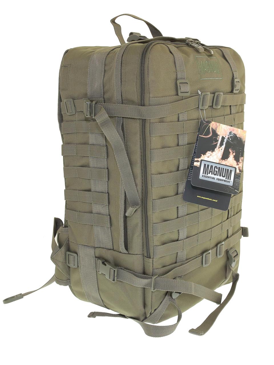 Рюкзак тактический 40 литров Magnum Tajga Khaki, MG0013PL1CTGR