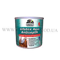 Антисептик для дерева Dufa Dufatex Aqua Antiseptik (все цвета и фасовки)