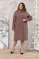 Пальто жіноче з кашеміру -Л-615