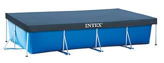 Intex 28039, тент для прямокутного басейну 460х226 см