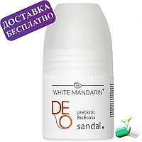 "Натуральный дезодорант DEO Sandal ТМ ""White Mandarin"", фото 1"
