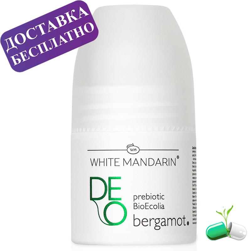 "Натуральный дезодорант DEO Bergamot ТМ ""White Mandarin"""