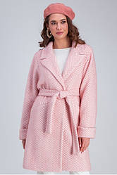 Пальто женское демисезонное, шерстяное, Эмма | 42, 44, 46, 48 размеры
