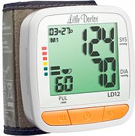 Цифровой измеритель  артериального давления на запястье модель LD-12