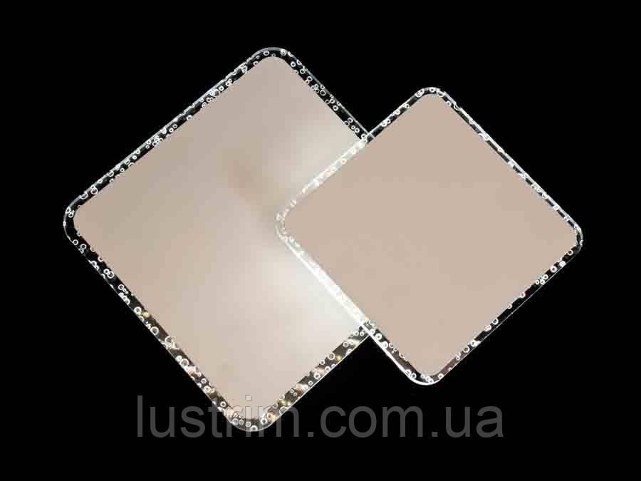 Потолочная светодиодная люстра с диммером 28W