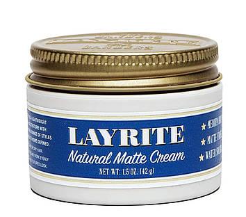 Крем для укладки волос Layrite Natural Matte Cream 42г