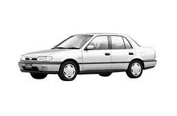 Nissan Sunny N14 (1990 - 1995)