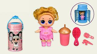 Лялька типу лол в капсулі сюрприз (L. O. L Л. О. Л. сюрприз), аксесуари і лялька 25 см BELA DOLLS