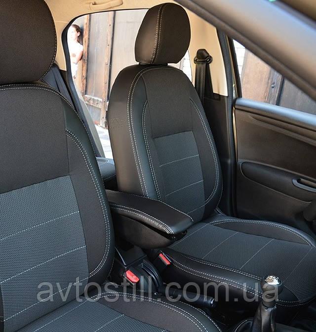 Авточехлы в салон Peugeot 301