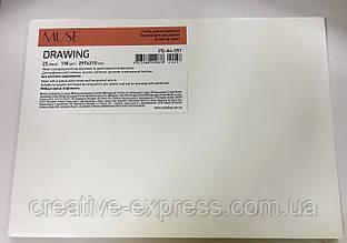 Папір для малювання, А4+/25арк., 150г/м2, термозбіжна плівка