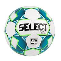 Мяч футзальный SELECT Futsal Super (FIFA Quality PRO) Белый